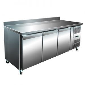 Refrigerated Table Stainless Steel