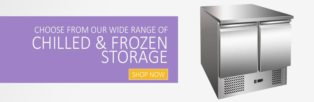 Chilled and Frozen Storage
