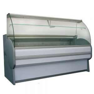 Fulgor Curved Glass Serve Overs