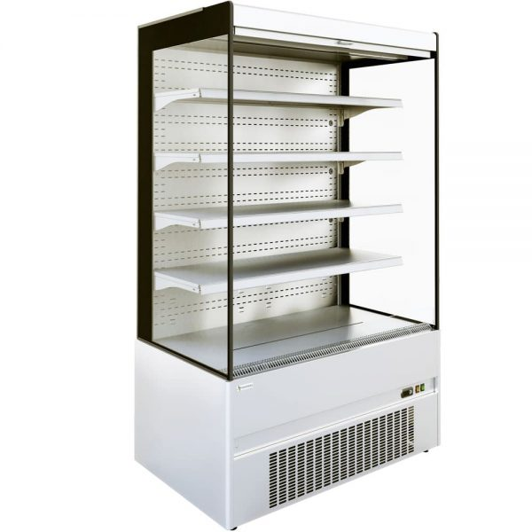 Unitech Pegasus Stainless Steel Grab Go Refrigeration Catering