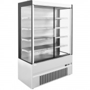 Stainless Steel Multi-deck With Glass Door