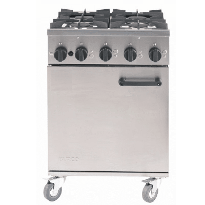CIR-4-N IMPERIAL Cooker Gas 4 Ring Nat