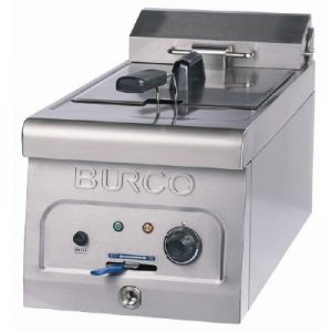Burco CTFR01 6 Litre Deep Fat Fryer