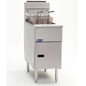 Pitco Twin Basket Fryer CE-35CS