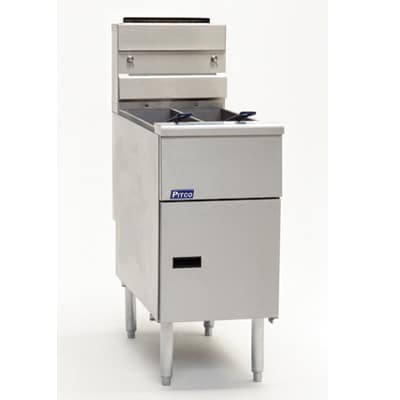Pitco High Output Gas Fryer CE-SG14