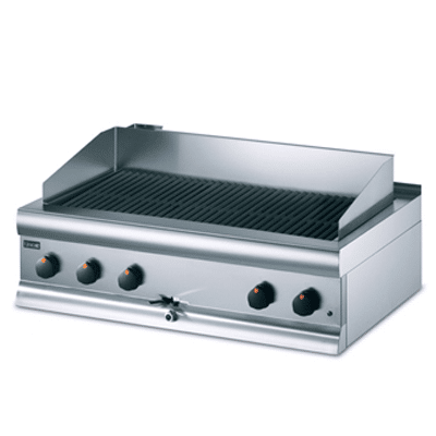 Lincat Electric Chargrill With Water Tap ECG9/TW