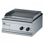 Lincat Griddle Steel Plate – Fully Ribbed – Dual Zone GS6/TFR