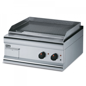 Lincat Griddle Steel Plate - Fully Ribbed - Dual Zone GS6/TFR