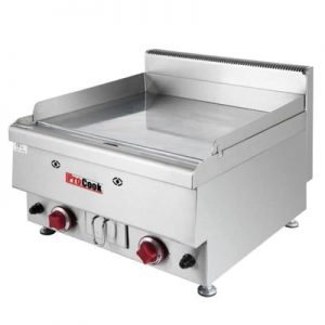 ProCook Electric Chomed Griddle